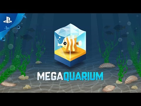 Megaquarium - Gameplay Trailer | PS4