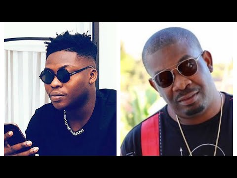 Reekado Banks has left Don Jazzy's Mavin Records.
