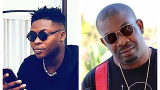 Reekado Banks has left Don Jazzy's Mavin Records.