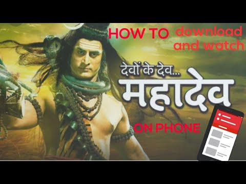 Mahadev Serial All Episodes In Hindi Life Ok Free Download And Watch Online