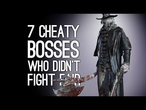 7 Cheaty Bosses Who Didn't Fight Fair
