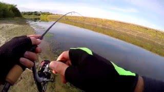 Щука на воблер ZipBaits Orbit 65 Рыбалка Твичинг Ловля щуки весной на Спиннинг