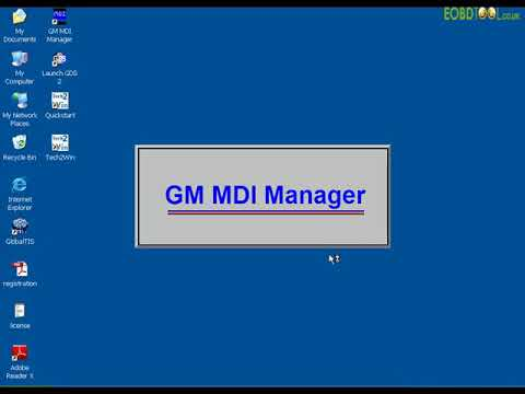 How To Set Wireless For GM MDI Diagnostic Tool