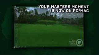 Tiger Woods PGA TOUR 12: The Masters PC Launch Trailer