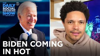 Biden's Progressive Agenda Comes in HOT | The Daily Social Distancing Show