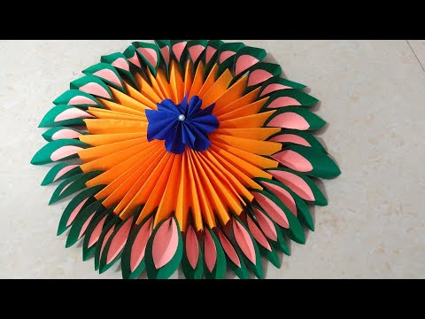 beautiful-wall-hanging-craft-ideas-with-paper