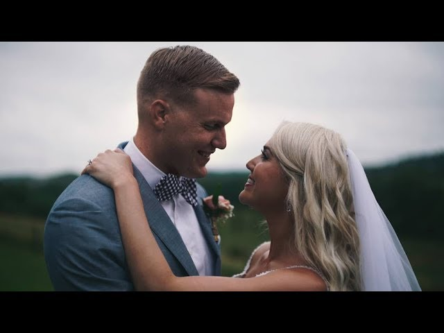 Tyler and Brittany Wedding Highlight Film
