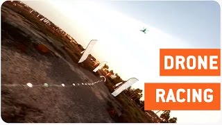 Quadcopter Drone Racing | Off to the Races