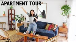 LA Apartment Tour with a Rabbit! 🐰