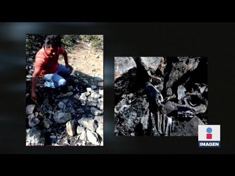 La Barranca de la Carnicería del caso Ayotzinapa