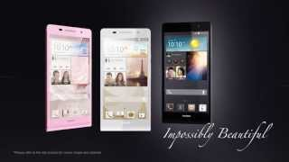 Huawei Ascend P6 - Official Video - 2 Minute Encounter