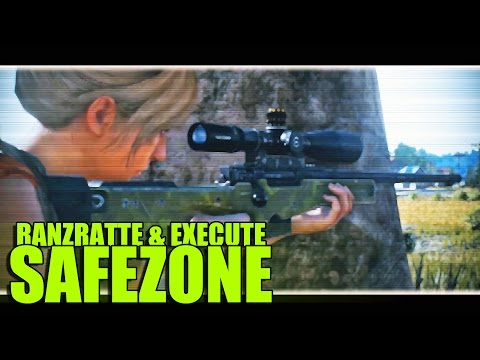 PUBG SONG: Ranzratte & Execute - SAFEZONE (Playerunknown' Battlegrounds SONG)