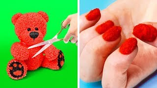 20 EASY HOME MANICURE IDEAS THAT LOOK ABSOLUTELY CRAZY