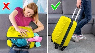 Travel Hacks That Will Divide Your Life Into Before And After - 17 Ideas!