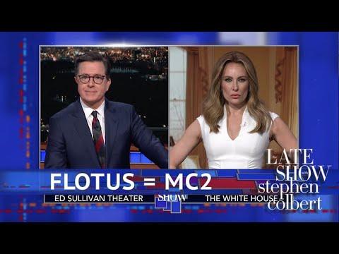 Melania Trump Explains Her 'Einstein Visa'