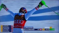 Marcel Hirscher - Slalom Kranjska Gora 2018 2. DG