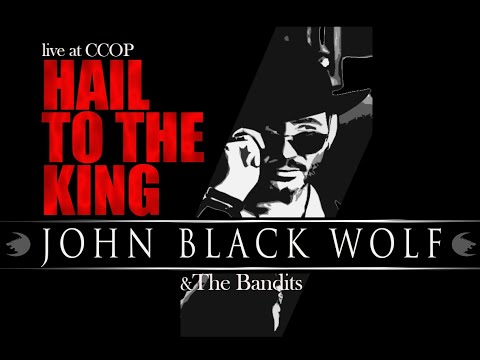 JOHN BLACK WOLF | Live At CCOP | Hail To The King