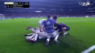 Sergio Ramos  Crucials Goals  1617