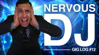 DJ GIG LOG: NERVOUS to DJ a WEDDING PARTY | DJ TIPs: Playing Unfamiliar MUSIC