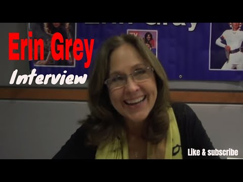Erin Grey on getting cast on Buck Rogers In The 25th Century 2010 streaming vf