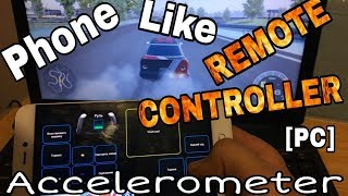 What Do You Think, Elon Musk? :D Smartphone = Remote Accel. Controller For Carx Drift Racing Online!