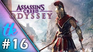 Assassin's Creed: Odyssey (XBOX ONE) - Parte 16 - Español (1080p60fps)