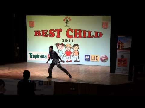 pump it up dance by tarush of lotus dance acdemy panchkula
