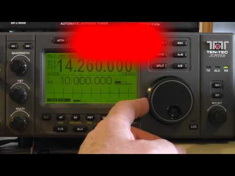 Tuning Single Sideband (SSB)