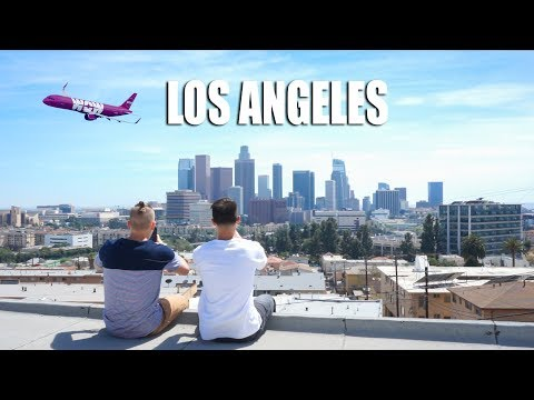 WOW AIR GUIDE TRAVEL APPLICATION - THIS IS LOS ANGELES