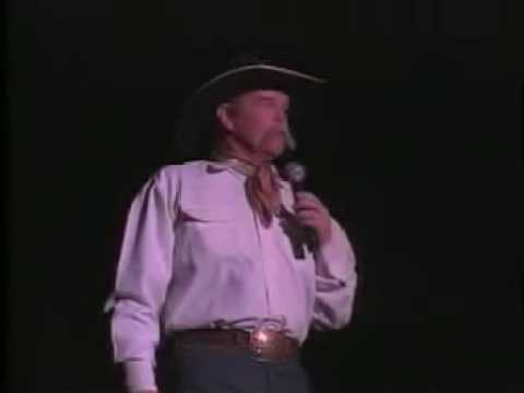 National Cowboy Poetry Gathering: Waddie Mitchell recites