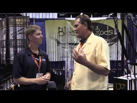 Blackfin Rods Gaff At ICAST 2014