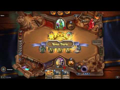 HearthStone 10 Card-Discover Tavern Brawl