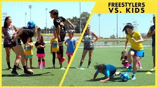 Freestylers vs. Kids - Episode 11 - Freestyle Ultimate Battle