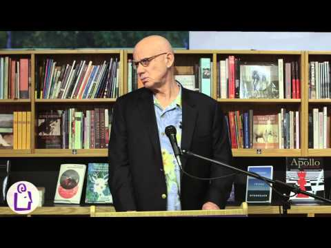James Ellroy introduces Perfidia at University Book Store - Seattle