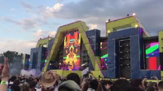 Marshmello - Blocks / Want U 2  Live At Spring Awakening Music Festival, 2017