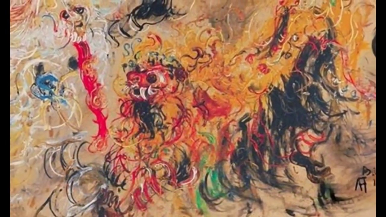 Karya Affandi Senimanindonesia Com Youtube