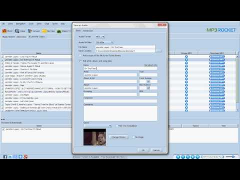 [TUT] How To Download Music Using MP3Rocket [FREE]