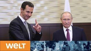 Diplomatische Offensive für Syrien: Ist ein Frieden mit Baschar al-Assad vorstellbar?