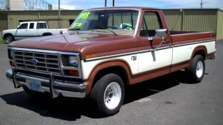 Video 1985 FORD F150 XLT SOLD!! download MP3, 3GP, MP4, WEBM, AVI, FLV September 2018
