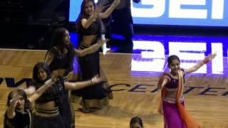 India Day 2015 with Orlando Magic -  Halftime Performance