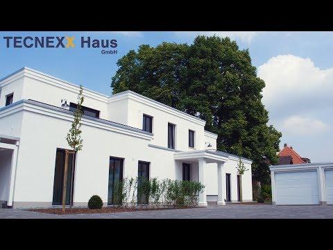 Tecnexx Haus - Parkvilla Hamburg (4K)