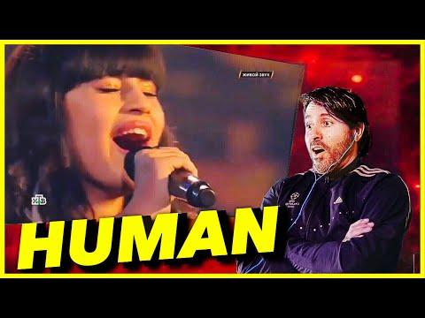 REACTION   Diana Ankudinova - HUMAN   Ты супер! Суперсезон. Финал: Диана Анкудинова