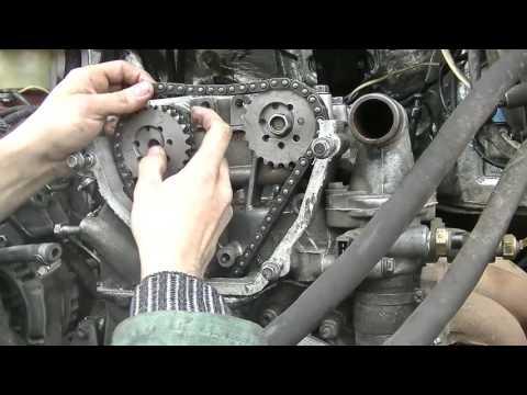 Как выставить зажигание на уаз 409 двигатель