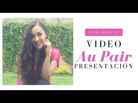 My Au Pair Application Video ✿