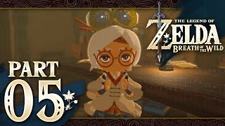 The Legend Of Zelda: Breath Of The Wild - Part 5 - Hateno Ancient Tech Lab
