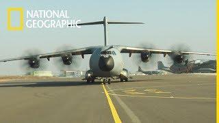 Samoloty bojowe - oglądaj w piątek o 22:00