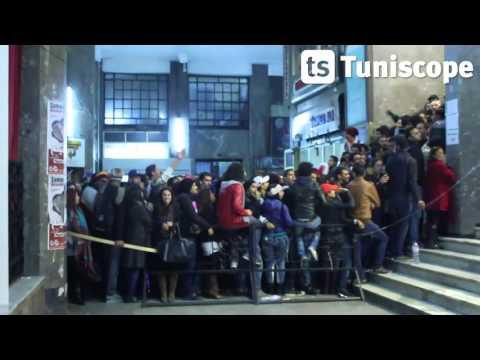 Projection du film MUCHLOVED au Colisée de Tunis