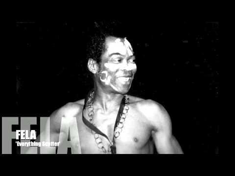 Fela Kuti - Everything Scatter