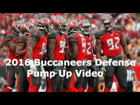 brand new 6febc e1898 2016 Tampa Bay Buccaneers Pump Up (Defense) ᴴᴰ