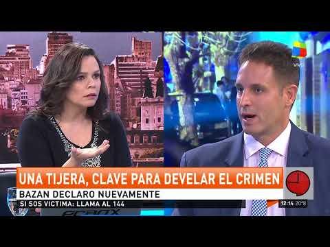 Juan Pablo Fioribello - Noticiero América Noticias - 29/08/2017